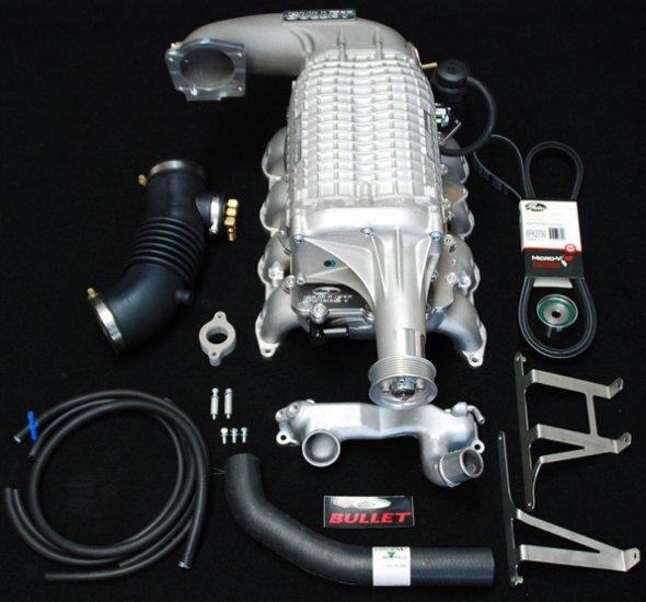 Bullet Supercharger Kit for Landcruiser 100 & Lexus LX470