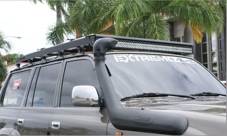 VPR 4X4 Toyota Land Cruiser 80 Series Roof Rack FZJ80 FJ80 LX450