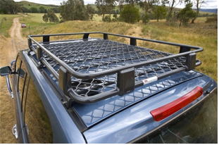 ARB ALLOY ROOF RACK BASKET 87X44 INCHES
