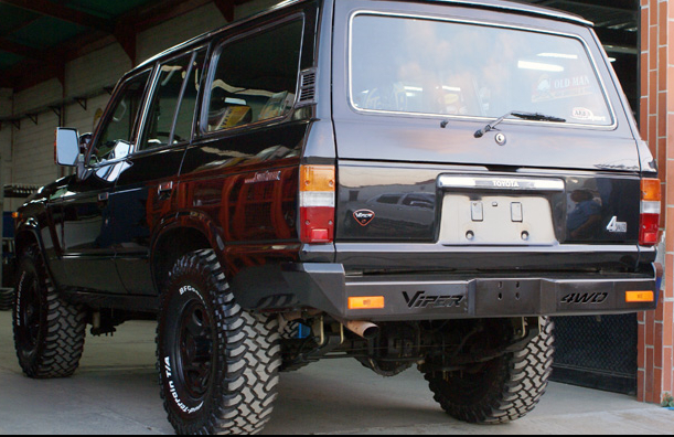 Fj62 Bumper Choices Need Best For Safety And Has A Winch
