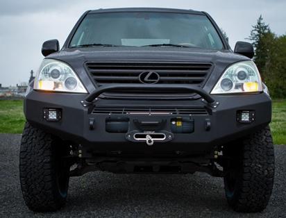 MT GX470 Front Bumper