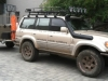 Andy's Lexus LX450 Expedition Rig