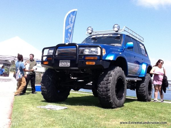 Extreme Landcruiser Monster Lexus LX450