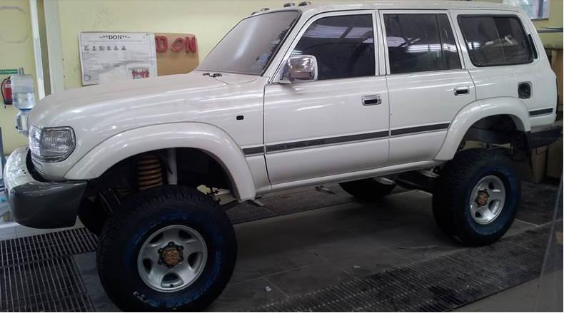 2016 Toyota Tundra Diesel >> Customer Self Built Vehicles | Extreme Landcruiser