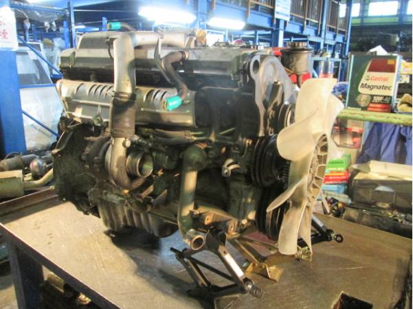 95-97 HDJ81 Landcruiser 1HD-FT Engine