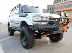 Extreme Landcruiser – Now Shipping complete line in USA of VPR4X4 Bumpers, Roof Racks, and Accessories