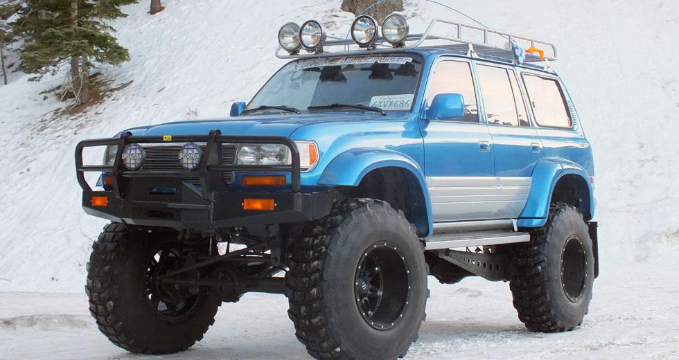 Extreme Landcruiser International Supplier Of Parts For