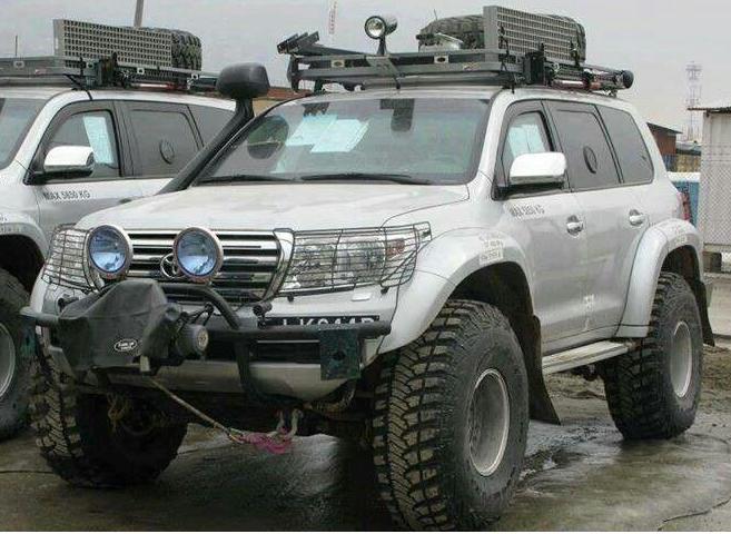 Toyota Tacoma 2016 Diesel >> Arctic LC200 38 Flares   Extreme Landcruiser