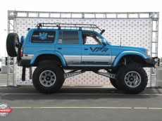 """Extreme Landcruiser XLC80 Arctic """"Best Lifted Truck"""" Nitto Auto Enthusiast Day 2014"""
