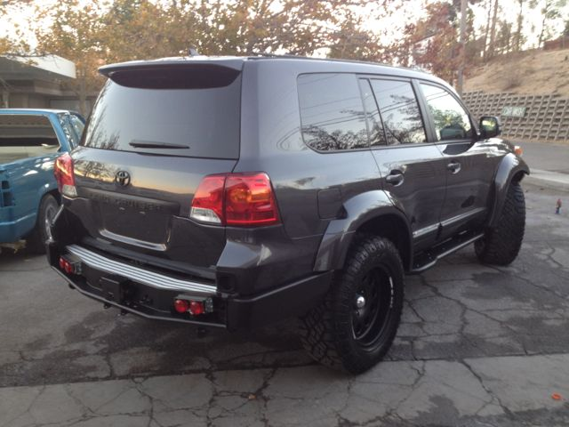 Extreme Landcruiser Xlc200max Offroad Package For Your 08