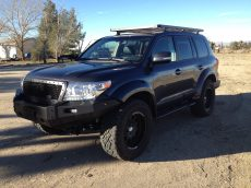 Extreme Landcruiser XLC200MAX Offroad Package for your 08-15 Toyota LC200 URJ200