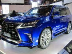 Extreme Landcruiser Announces the Double 8 Lexus LX570 Tuning Program