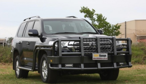 Military Government Tuff Bullbar Toyota Landcruiser LC200