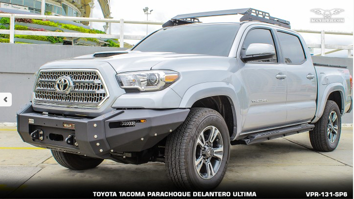 VPR4X4 2016+ Toyota Tacoma Ultima Full Conversion Kit by Extreme Landcruiser