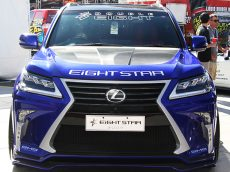 Lexus LX570 Double Eight Star Widebody Tuning Kit Now Available from Extreme Landcruiser
