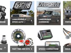 Extreme Landcruiser – Your Source for Marks4wd conversion parts !!!