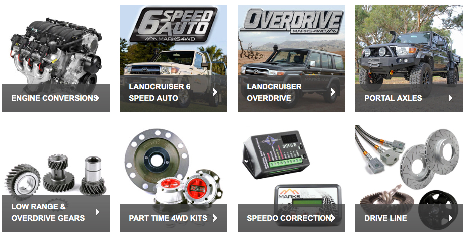 Extreme Landcruiser – Your Source for Marks4wd conversion