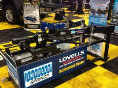 Lovells Suspension / Extreme Landcruiser Partner up for Offroad Trailer Hitch launch at SEMA 2017