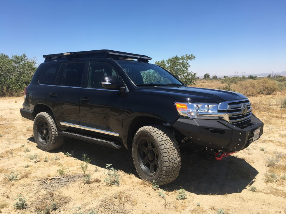 2016+ XLC200 Conversion Package for Landcruiser