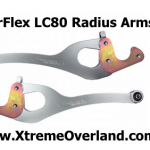 Superior HyperFlex Arms – The New Standard for Landcruiser Performance.